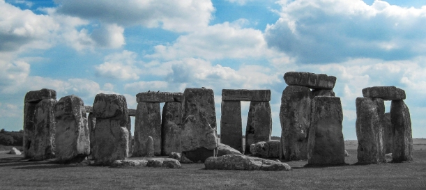 Stonehenge kl