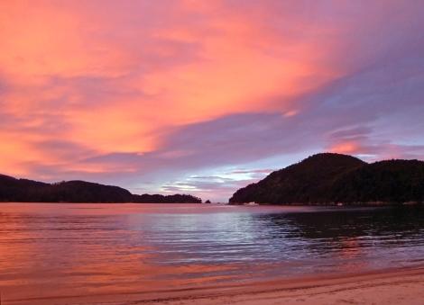 Sunset @ Tasman2