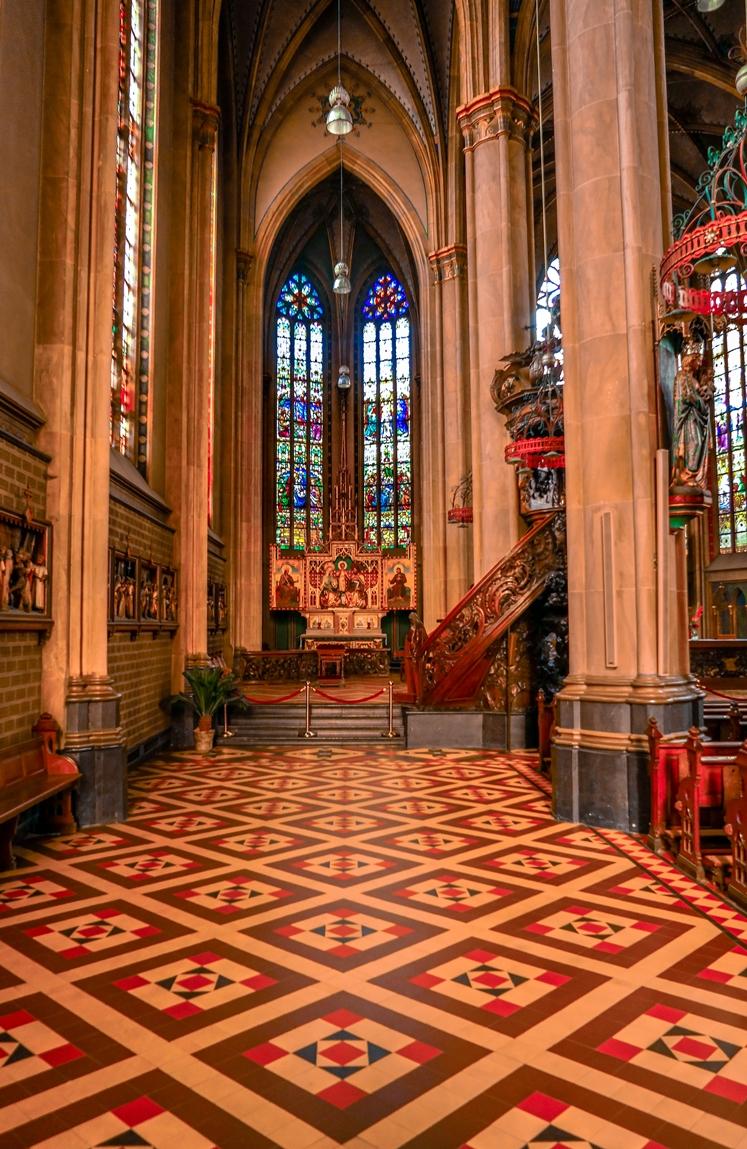 Saint Nicolas Basilica